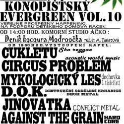 Evergreen Vol. 10, 6/2013